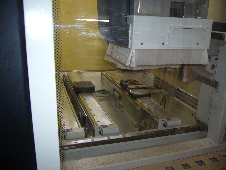 Neues CNC-Bearbeitungszentrum