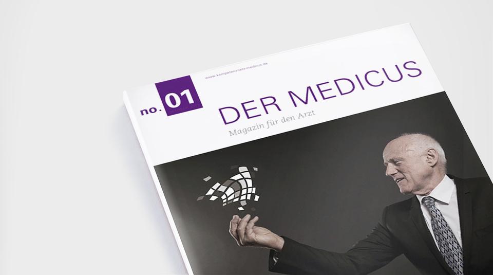 Neues KompetenzNetz für Ärzte und Heilberufe
